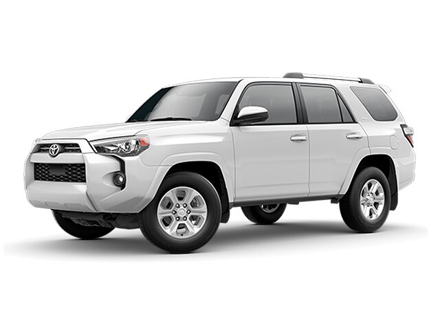 New 2020 Toyota 4Runner SR5 SUV