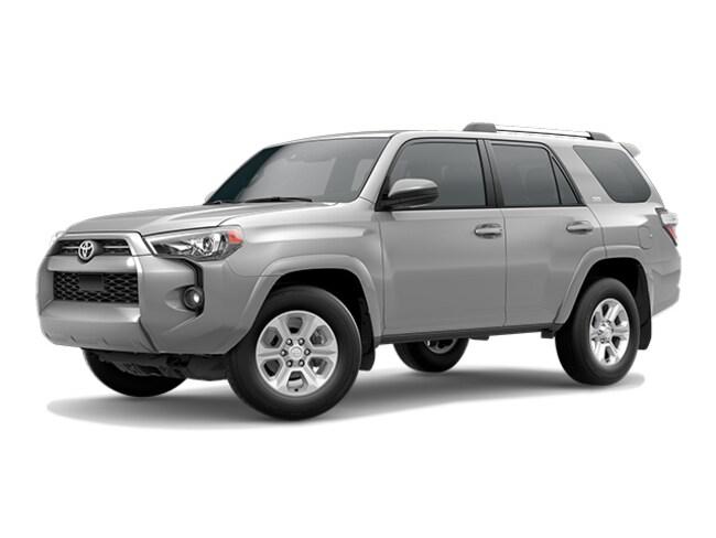 New 2020 Toyota 4Runner SR5 SUV San Antonio