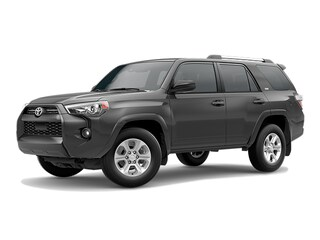 New 2020 Toyota 4Runner SR5 SUV in Leesville, LA