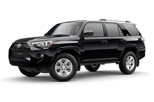 New 2020 Toyota 4Runner SR5 SUV Serving Los Angeles