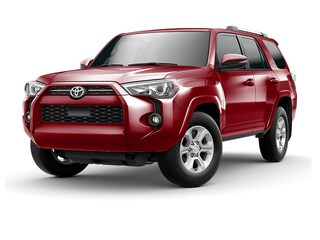 New 2020 Toyota 4Runner SR5 Premium SUV for sale near you in Peoria, AZ