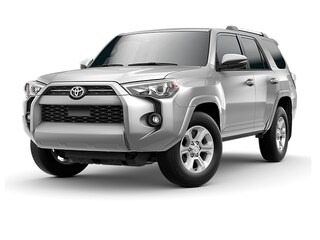 New 2020 Toyota 4Runner SR5 Premium SUV for sale in Charlotte, NC