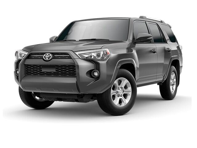 New 2020 Toyota 4Runner SR5 Premium SUV