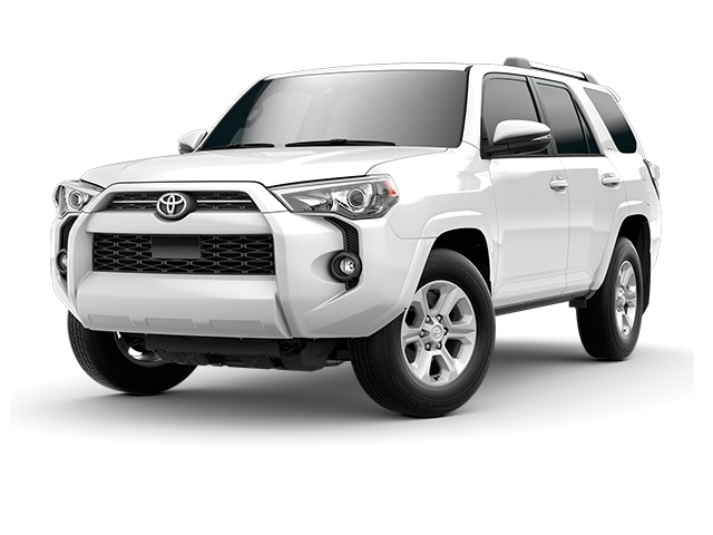 White Toyota 4runner >> New 2020 Toyota 4runner Sr5 Premium Suv Super White