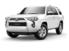 New 2020 Toyota 4Runner SR5 Premium SUV 38589 JTEBU5JR0L5823473 for sale in Rutland, VT