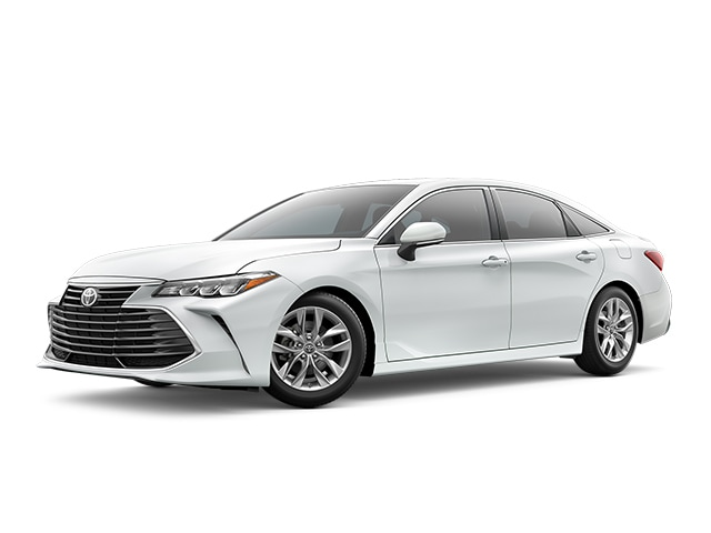 2020 Toyota Avalon Sedan