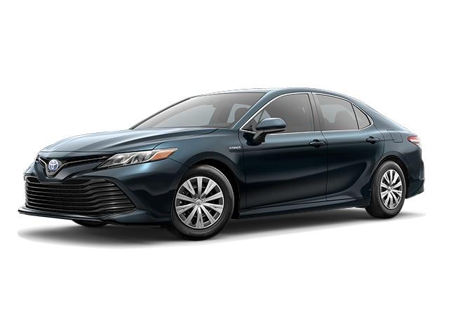 2020 Toyota Camry Hybrid Sedan