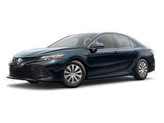 New 2020 Toyota Camry Hybrid LE Sedan for sale near you in Boston, MA