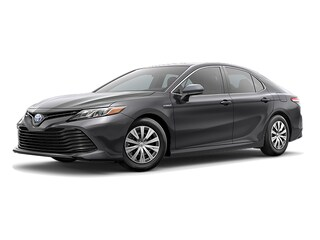 New 2020 Toyota Camry Hybrid LE Sedan in Portsmouth, NH