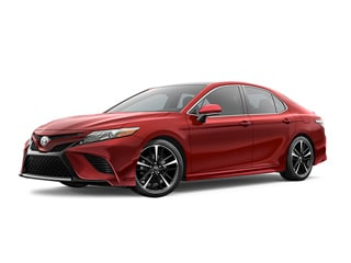 New Toyota Camry Dealer Near Dallas TX