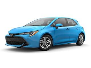 New 2020 Toyota Corolla Hatchback SE Hatchback JTND4RBE4L3091873 21662 serving Baltimore