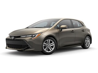 New 2020 Toyota Corolla Hatchback SE Hatchback for sale near you in Boston, MA