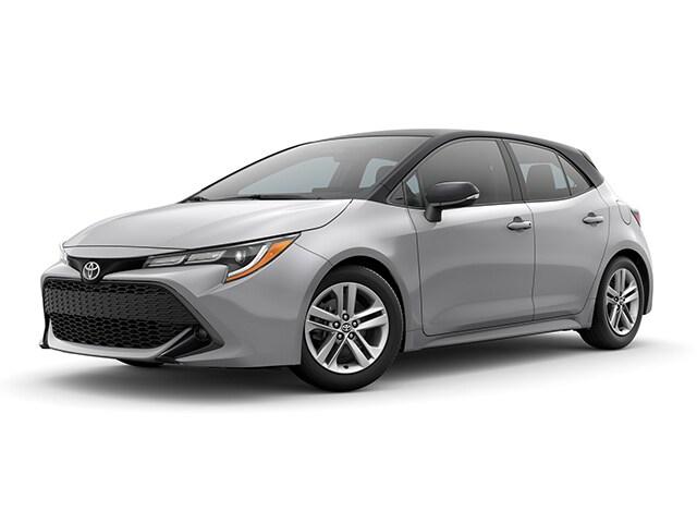 2020 Toyota Corolla Hatchback Hatchback