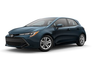 New 2020 Toyota Corolla Hatchback SE Hatchback Lawrence, Massachusetts