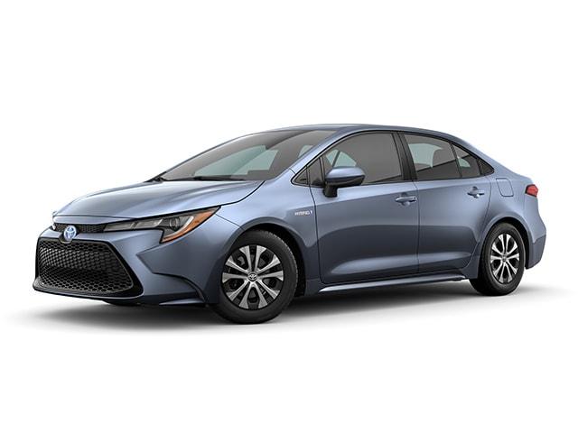 2020 Toyota Corolla Hybrid Sedan Serving Ashland