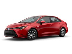 New 2020 Toyota Corolla Hybrid LE Sedan near Dallas, TX
