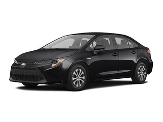 New 2020 Toyota Corolla Hybrid LE Sedan JTDEBRBE2LJ017801 20525 serving Baltimore