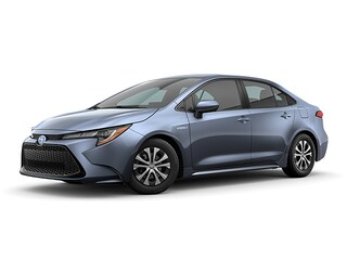 New 2020 Toyota Corolla Hybrid LE Sedan in Portsmouth, NH