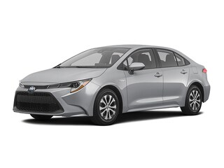 New 2020 Toyota Corolla Hybrid LE Sedan for sale near you in Auburn, MA