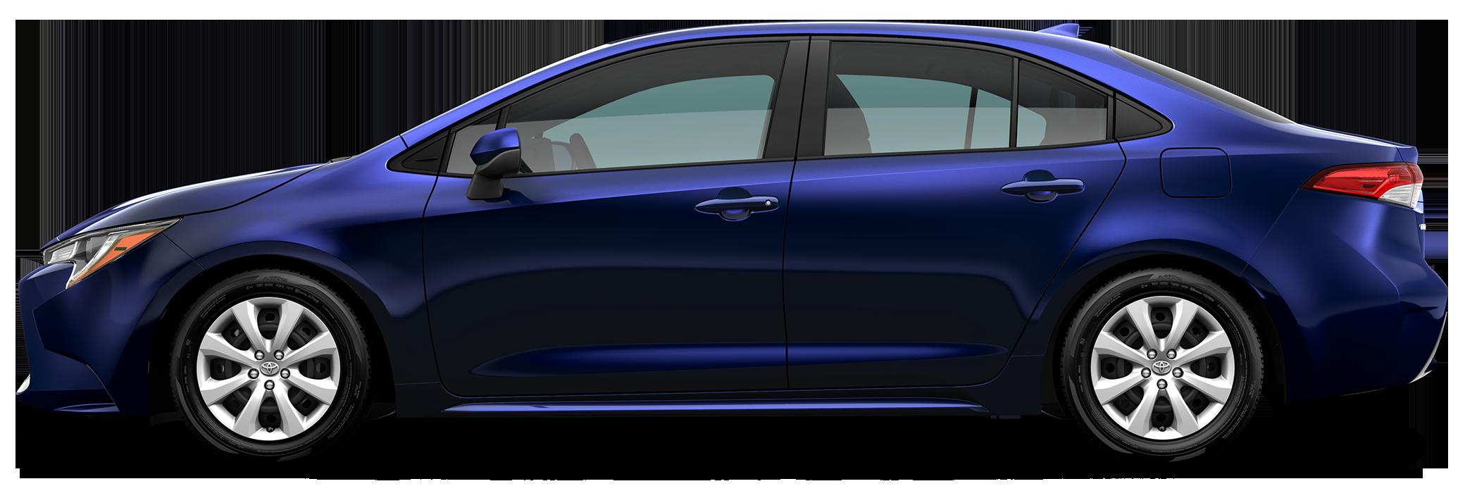 2020 Toyota Corolla Sedán LE