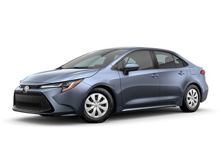 New 2020 Toyota Corolla L Sedan Medford, OR