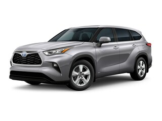 New 2020 Toyota Highlander Hybrid LE SUV in San Antonio, TX