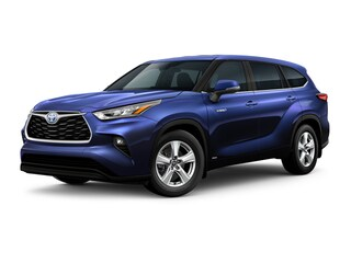 New 2020 Toyota Highlander Hybrid LE SUV for sale near you in Boston, MA