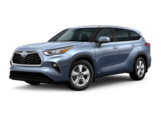 New 2020 Toyota Highlander Hybrid LE SUV for sale in Franklin, PA