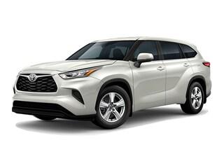 2020 Toyota HIGHLANDER LE FWD - PREMIUM COLOUR