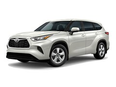New 2020 Toyota Highlander L SUV for Sale in Dallas TX