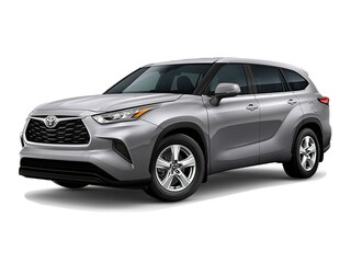 New 2020 Toyota Highlander L SUV Serving Los Angeles