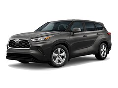 New 2020 Toyota Highlander L 2WD V6 8AT SUV for Sale in Hawaii at Servco Toyota