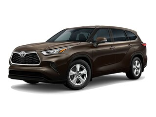 New 2020 Toyota Highlander L SUV in San Antonio, TX