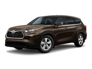 New 2020 Toyota Highlander L SUV for sale near you in Spokane WA