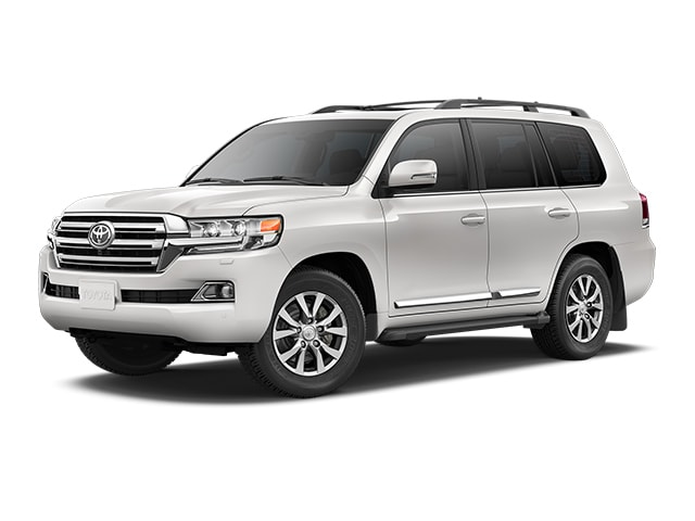 2020 Toyota Land Cruiser SUV