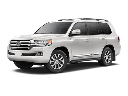 2020 Toyota Land Cruiser LE SUV