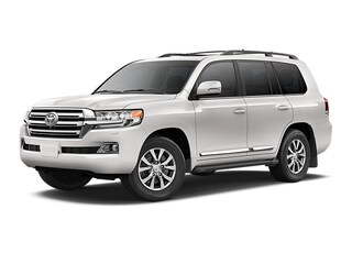 New 2020 Toyota Land Cruiser Base SUV for sale near you in Boston, MA
