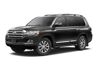 New 2020 Toyota Land Cruiser Base SUV T31057 for sale in Dublin, CA