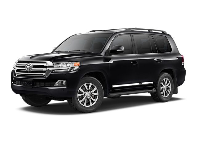 2020 Toyota Land Cruiser Base