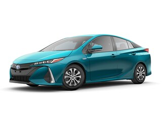 New 2020 Toyota Prius Prime LE in San Francisco