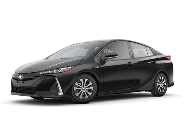 New 2020 Toyota Prius Prime LE Hatchback in Dublin, CA