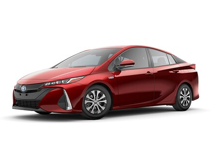 Featured New 2020 Toyota Prius Prime LE Hatchback for sale in Corona, CA