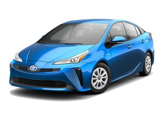 New 2020 Toyota Prius L Eco Hatchback for sale in Modesto, CA