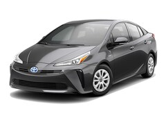 New 2020 Toyota Prius L Hatchback In Corsicana, TX