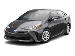 New 2020 Toyota Prius L Hatchback JTDKARFU3L3118227 22274 serving Baltimore