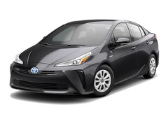New 2020 Toyota Prius L Hatchback for sale in Charlottesville