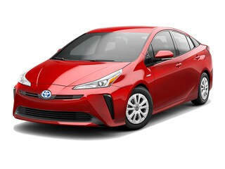 New 2020 Toyota Prius L Hatchback for sale in Clearwater