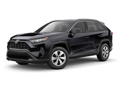 New 2020 Toyota RAV4 LE SUV for Sale in Dallas TX