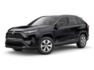 New 2020 Toyota RAV4 LE SUV in Maumee