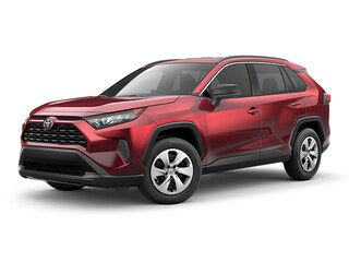 New 2020 Toyota RAV4 LE SUV in San Antonio, TX